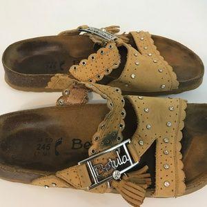 Birkenstock Betula Womens Sandals L7 M5 38 245